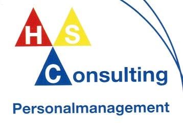 Marken Logo HSC Personal Unternehmensberatung