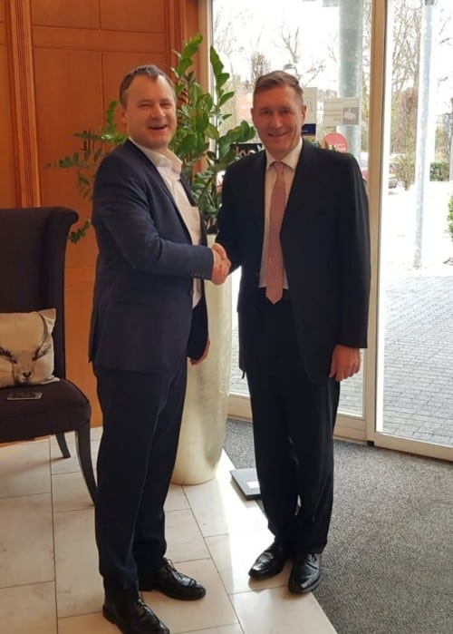 M&A Consulting Partner Werner Gentzke HSC Personalmanagement
