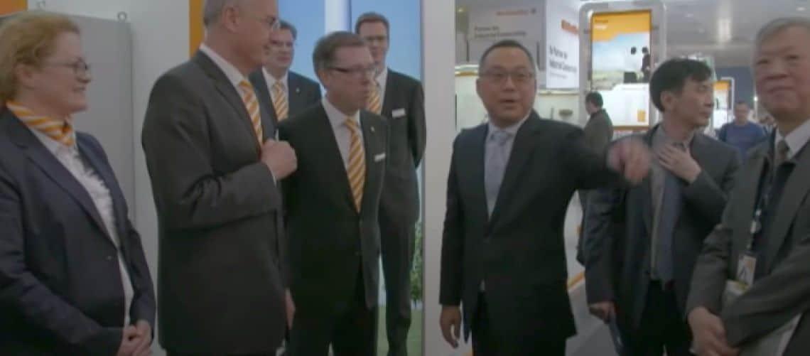 Investoren – China goes Germany Finanzierungen..