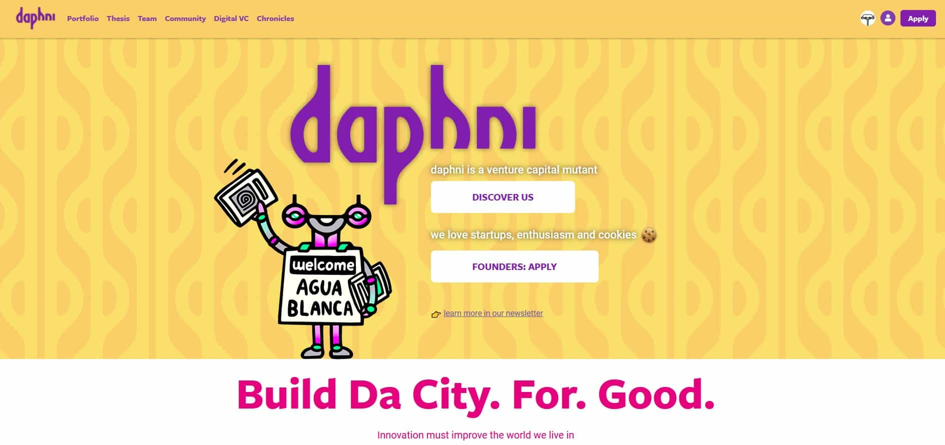 Daphni VC